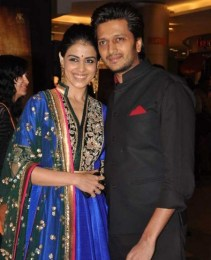Riteish Deshmukh and Genelia D'Souza baby Son Name Pictures