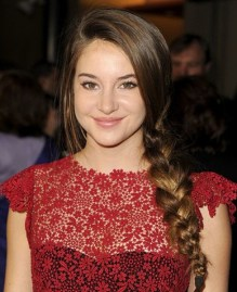 Shailene Woodley Favorite Movies Bands Author Biography