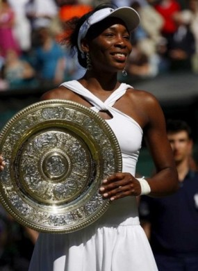 Venus Williams Biography