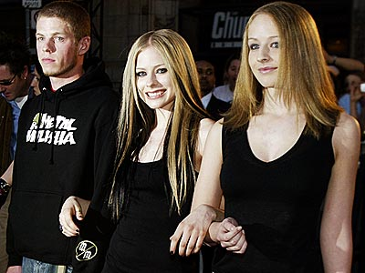 Avril Lavigne Siblings