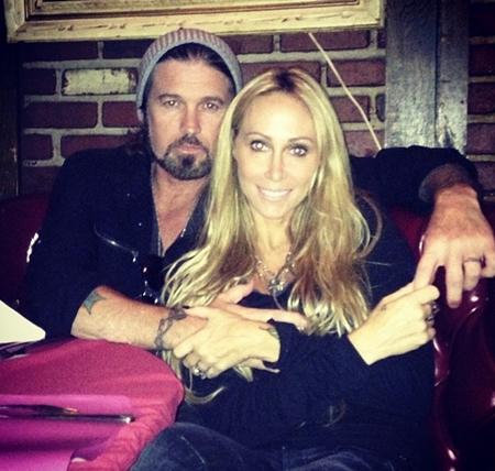 Miley Cyrus Parents