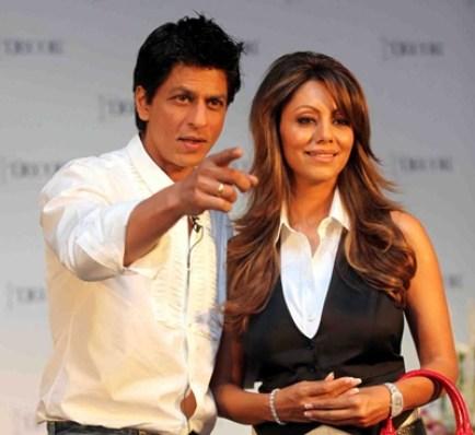SRK Wife