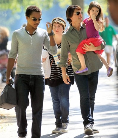 Tom Cruise Children