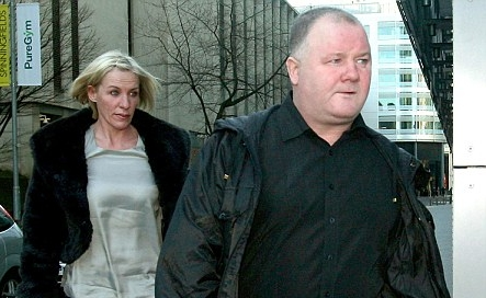 Wayne Rooney Parents