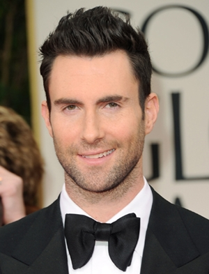 Adam Levine New Haircut 2015
