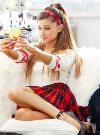 Ariana Grande Height Weight Bra Size Stats