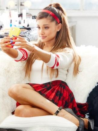 Ariana Grande Height Weight Bra Size Stats