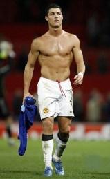 Cristiano Ronaldo Body Measurements Height Weight Shoe Size Stats