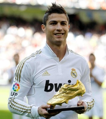 Cristiano Ronaldo Height Weight Shoe Size
