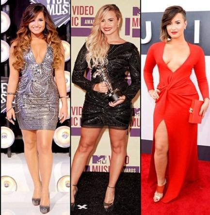 Demi Lovato Body Measurements