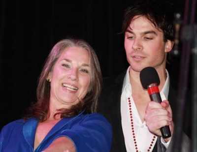 Ian Somerhalder Mother