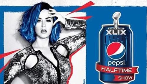 Katy Perry Super Bowl 2015 Performance Pictures