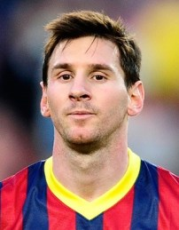 Lionel Messi Body Measurements Height Weight Shoe Size Age Stats