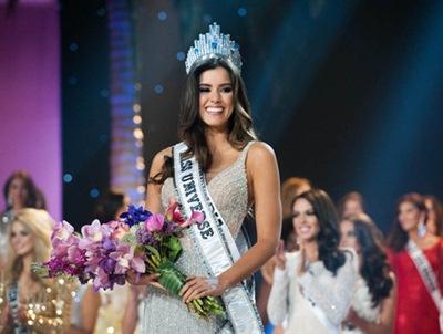 Miss Universe 2015 Paulina Vega