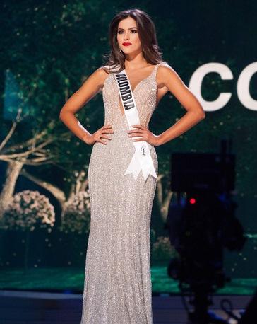 Paulina Vega Miss Universe 2015 Pictures