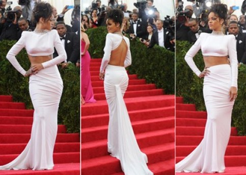 Rihanna Body Measurements