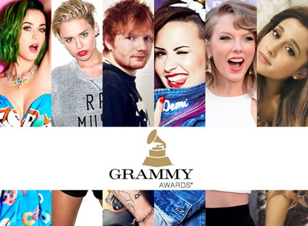 57th Grammy Awards 2015 Best Worst Dressed Celebrities
