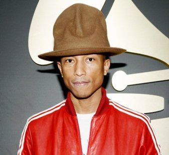 Pharrell William Height Weight Stats