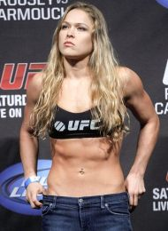 Ronda Rousey Body Measurements Bra Size Height Weight Shoe Stats