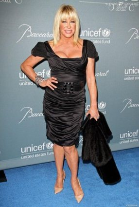 Suzanne Somers Body Measurements