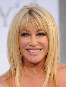 Suzanne Somers hair products