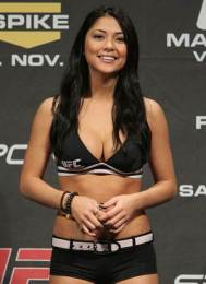 Arianny Celeste Body Measurements Bra Size Height Weight Age Shoe Stats