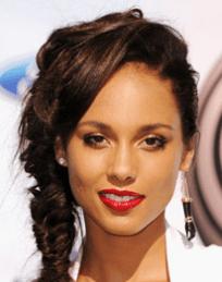Alicia Keys Body Measurements Height Weight Bra Size Vital Statistics