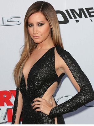 Ashley Tisdale Body Measurements