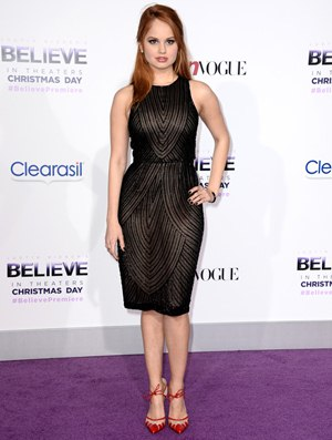 Debby Ryan Height Weight Bra Size