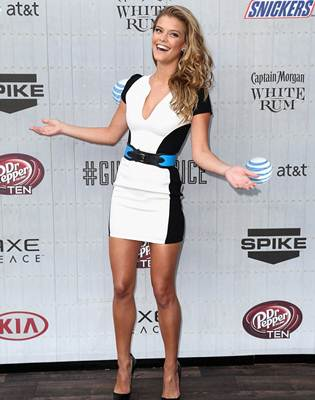 Nina Agdal Body Measurements