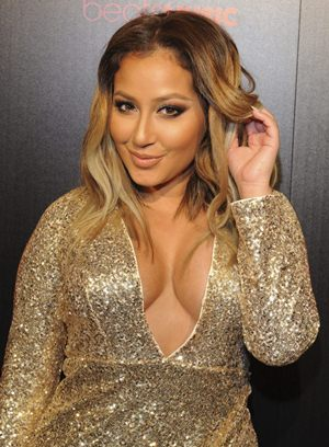 Adrienne Bailon Body Measurements
