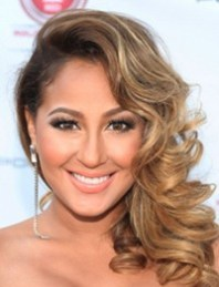 Adrienne Bailon Body Measurements Height Weight Bra Size Statistics Bio