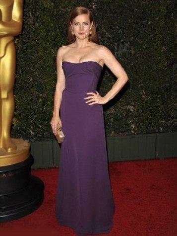 Amy Adams Height Body Shape
