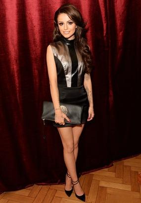 Cher Lloyd Height Body Shape
