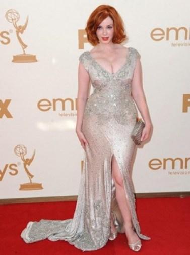Christina Hendricks Height Body Shape