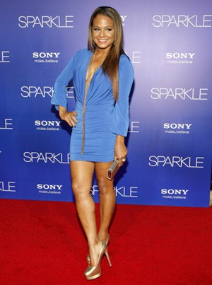 Christina Milian Height Body Shape