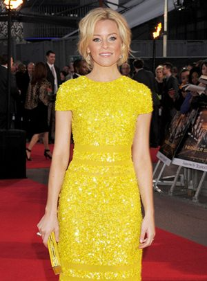 Elizabeth Banks Body Measurements