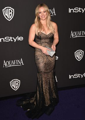 Hilary Duff Height Body Shape