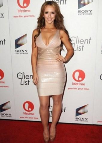 Jennifer Love Hewitt Height Body Shape