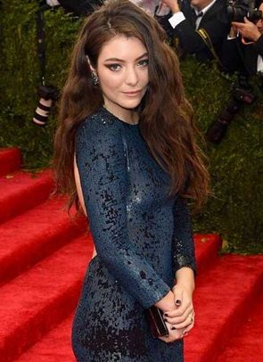 Lorde Body Measurements Height Weight Bra Shoe Size