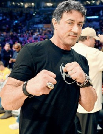 Sylvester Stallone Body Measurements