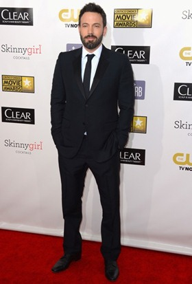 Ben Affleck Height Body Shape