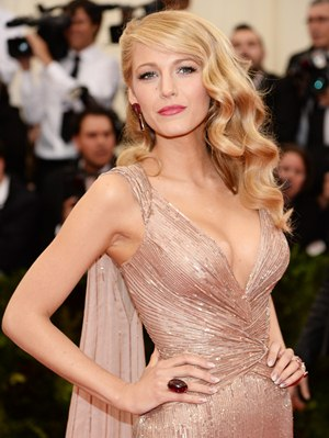 Blake Lively Body Measurements