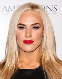 C.J. Perry Lana (WWE) Body Measurements Bra Size Height Weight Shoe Stats