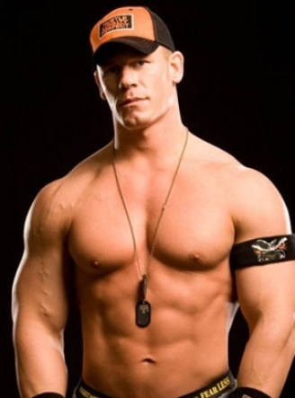 John Cena Body Measurements