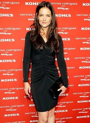 Katie Holmes Body Measurements