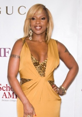 Mary J. Blige Body Measurements