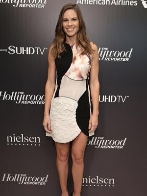 Hilary Swank Height Body Shape