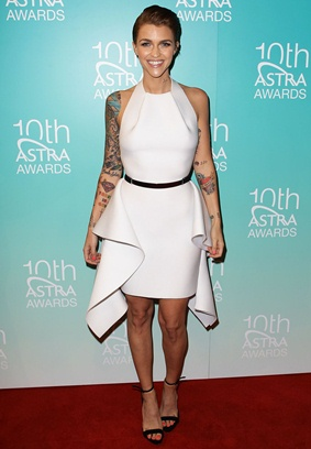 Ruby Rose Height Body Shape