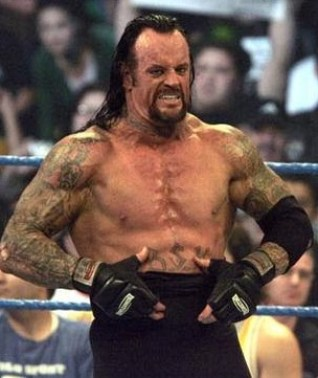 The Undertaker Body Measurements Height Weight Shoe Size